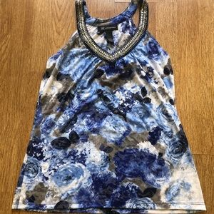 INC Floral top